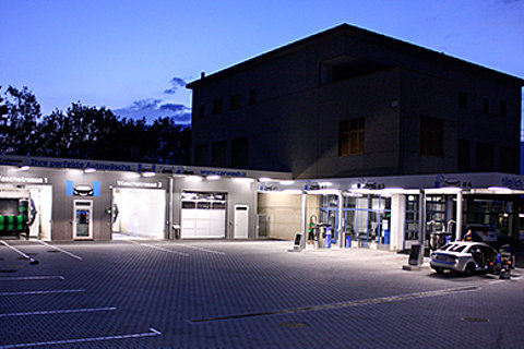Autowaschcenter in Schaan