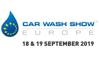 WashTec auf der Car Wash Show Europe 2019